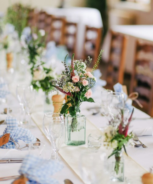 Organization of banquets